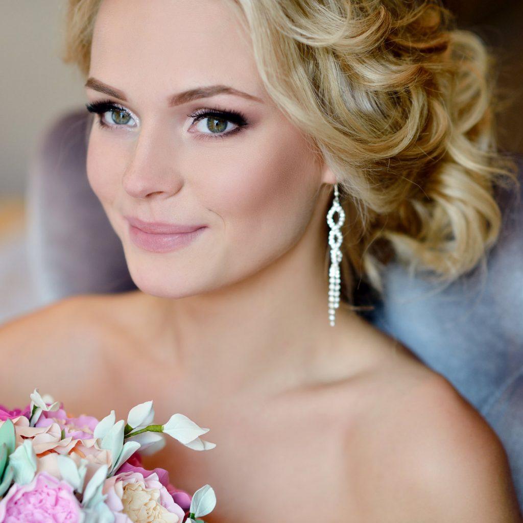 Wedding Hair Services: Bridal Hair & Makeup For